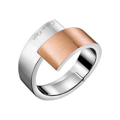 Calvin Klein -Ringe Edelstahl Ringgröße 54 KJ2HPR280107
