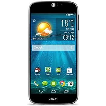 Acer Liquid Jade S MT6752M Smartphone 5 Zoll schwarz