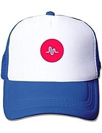 Wfispiy Musical Unisex Mesh Hat Adult Baseball Caps Sunshade Hat Snapback Cap ABCDE13571
