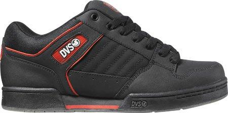 Dvs, Zapatillas De Skate Para Hombre Negro Negro Talla Única Negro (negro)