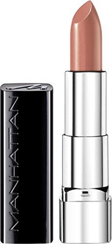 Manhattan Moisture Renew Lipstick, Farbe 400 Peach dream, cremiger Lippenstift,...
