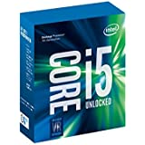 Intel Core i5-7600K Prozessor der 7. Generation (bis zu 4.20 GHz mit Intel Turbo-Boost-Technik 2.0, 6 MB Intel Smart-Cache)