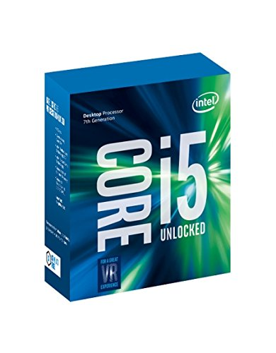 Intel Core i5-7600K 3.8GHz 6MB Scatola Cache Intelligente