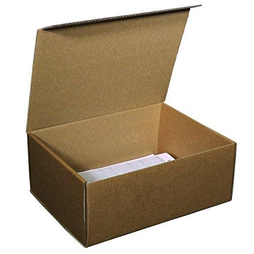 25 scatole fustellate documenti a4 cm. 33x22 h13