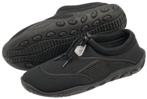 Rucanor neoprene Ciabatte da spiaggia/Surf scarpe, Nero Taglia 38-44, 41