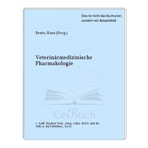 Veterinärmedizinische Pharmakologie.