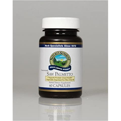 Saw Palmetto Concentrate Softgel Capsules (60)
