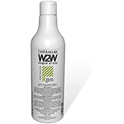 W2W Gel Regenerador Muscular Desfatigante - 500 ml