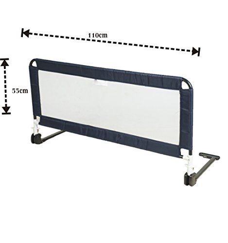 Ehomekart Kid's Bed Rail Guard for Baby Safety (110 cm x 56 cm)