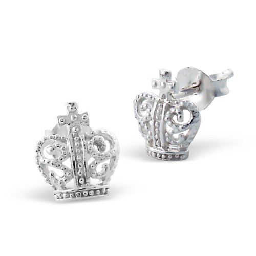 si-si-select-quality-925-sterling-silver-earrings-stunning-detailed-silver-royal-crown-studs-7x8mm-f