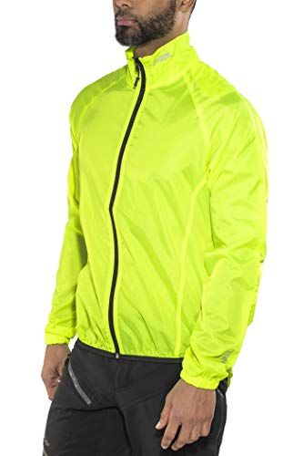 O'NEAL Breeze Rain Jacket Fahrrad Regenjacke gelb 2020 Oneal: Größe: XL (56/58)