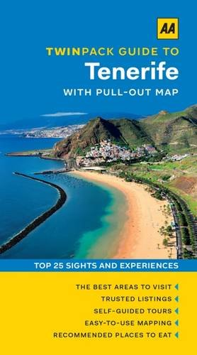 AA Twinpack Guide to Tenerife (Travel Guide) (AA Twinpack Guides)