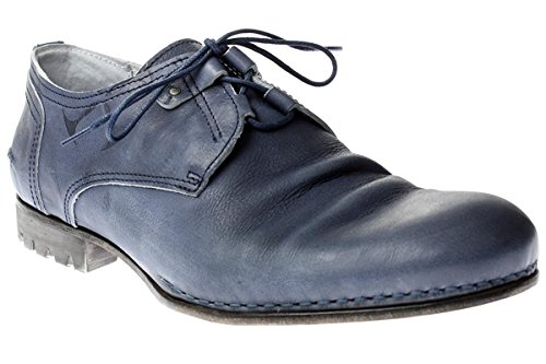 Goldmud Kolpino Summer Man, Derby homme Bleu