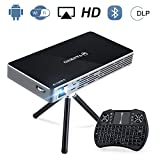 Best Home Theater Projectors - VANKYO M50 DLP Portable Mini WiFi Projector, 100ANSI Review