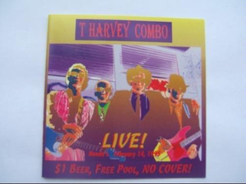 T. Harvey Combo, $1 Beer, Pool, NO COVER (LIVE Hombo's FEB.14 1995)