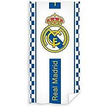 Real Madrid Toalla de ducha (150 x 75 cm Toalla de playa toalla rm171108