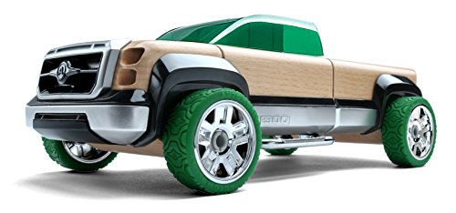 Automoblox 2016 T900 Truck, Green by Automoblox