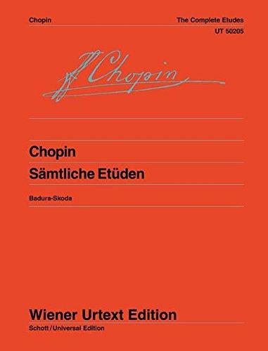 Etudes (intégrale) - Piano