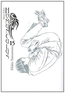 Homunculus Edition simple Tome 15