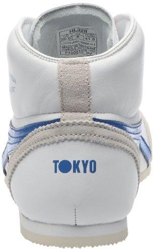 Onitsuka Tiger Herren Sneaker Noir (Bleu/Rouge)