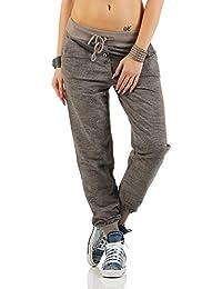 caa73085bd ZARMEXX de las mujeres de moda los pantalones deportivos sudor pantalones  anchos novio pantalones casuales de