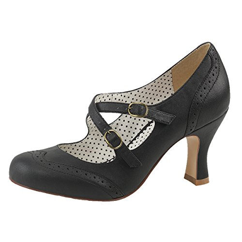Heels-Perfect - alto Donna nero (nero)