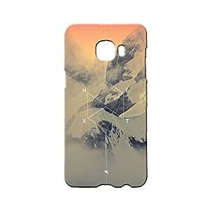 BLUEDIO Designer Printed Back case cover for Samsung Galaxy C7 - G4336