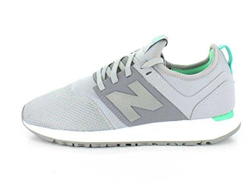 New Balance WRL247 W Scarpa grigio verde