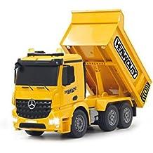 Camion dumper rc