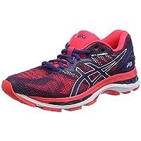 Asics Women's Gel-Nimbus 20 Running Shoes, Blue Print 400, 5.5 UK,T850N