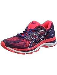 sale retailer 58f2a 72a43 ASICS Gel-Nimbus 20, Chaussures de Running Femme