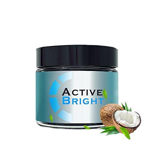 ocamo Zähne Whitening natur aktiviert Coconut anthrazit Zähne Entkalker Whitening Powder Oral Care