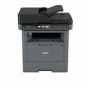 Brother DCP-L5500DN DCP A4 Mono Laser Printer (Print, Scan, Copy, Fax, 1200 x 1200 dpi, Print AirBag 200,000 Pages)