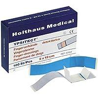 Holthaus Medical YPSITECT Fingerverband Fingerpflaster Wundpflaster Pflaster, detektierbar, elastisch, 2,5x18cm... preisvergleich bei billige-tabletten.eu