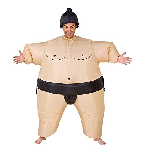 (Sunshine Weihnachtsfeier Rollenspiele Inflatable Kleidung Erwachsene Kinder Eltern-Kind Funny Big Fat Kostüme Carnival Party Performance Kleidung,Adult)