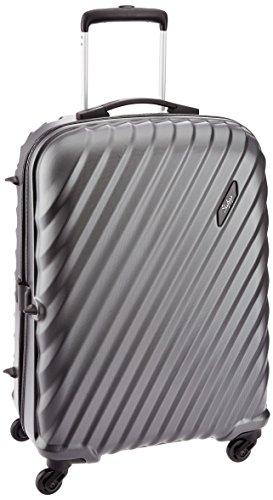 Skybags Polycarbonate 65 cms Black Hard Sided Carry-On (VELDL65TMGP)