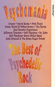 Psychomania - The Best Of Psychedelic Rock [VHS]