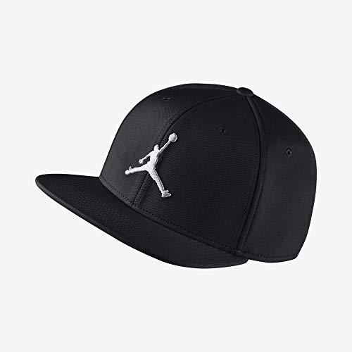Nike Jordan Jumpman Kappe, Black/White, One Size Jordan White Hat