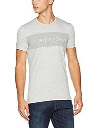 Calvin Klein Jeans Herren T-Shirt Treak Cn Tee