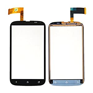 For HTC Desire V T328W Touch Screen Digitizer Panel Glass Lens Replacement Repair Part