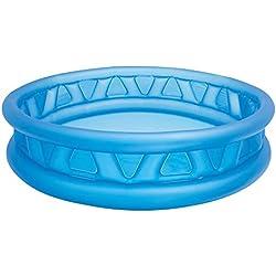 Intex 58431NP - Piscina hinchable de relieve azul 188 x 46 cm, 790 litros