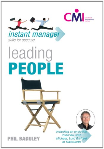Instant Manager: Leading People (English Edition)