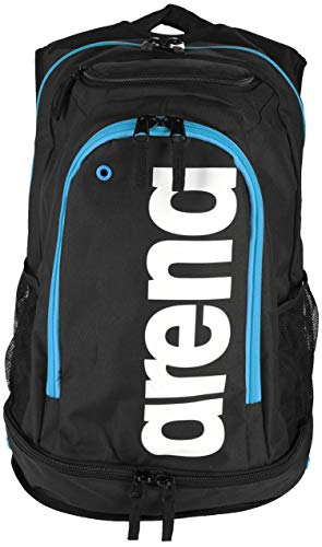 Arena Fastpack Core 30L black/turquoise/whtie