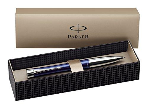 Parker S0767150 Kugelschreiber Urban Bay City C.C, Strichbreite M, schreibfarbe blau