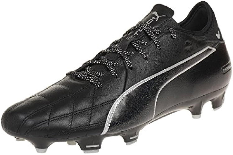 Puma soccer shoes evoTOUCH 3 Lth FG Football Men 103985 03, pointure:eur 45