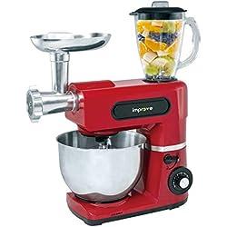 Prezzi Robot Da Cucina Con Tritacarne - Robot Da Cucina Con ...