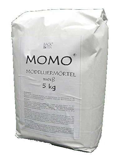Preisvergleich Produktbild MOMO Modelliermörtel 5 kg