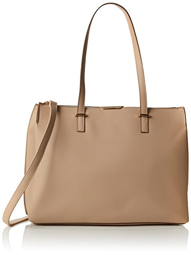 Dorothy-Perkins-Womens-Oversized-Smart-Tote-Pink-Nude