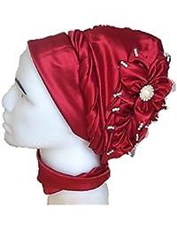 orientshop*turbansatin - Pañuelo para la cabeza - para mujer