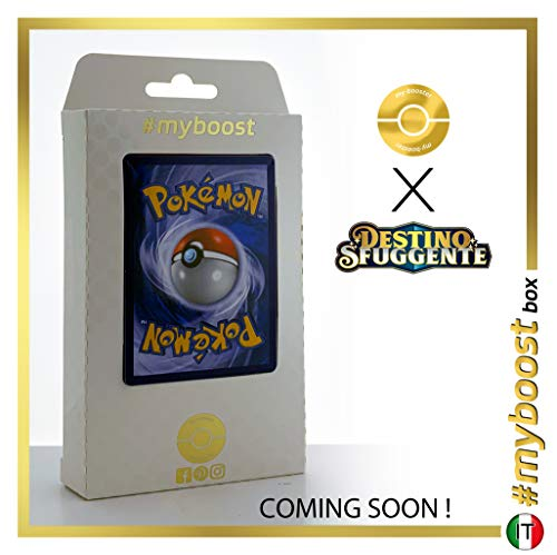 my-booster-SM11 Pokémon-Karten, SM11.5-IT-SV46 (Ex Leafeon Pokemon)